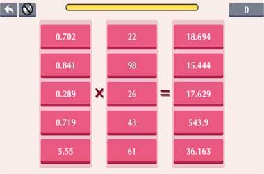 decimal x