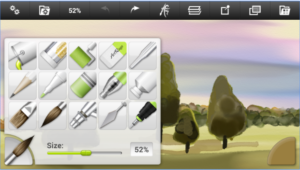 artrage draw paint create
