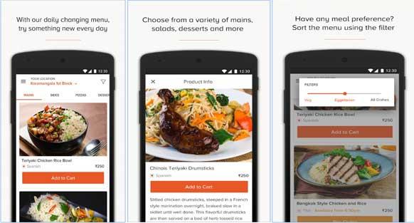 freshmenu - order food online