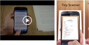 Tiny Scanner-PDF Scanner App