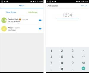 Grouper Mobile App