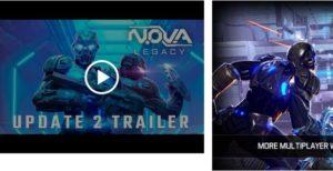 NOVA Legacy App