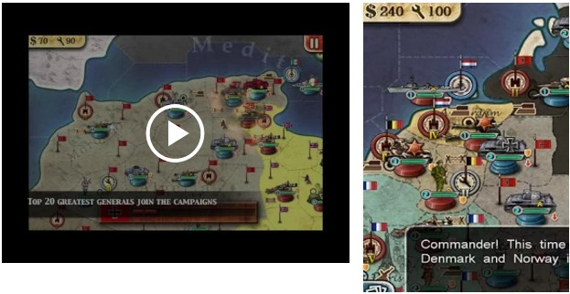 World Conqueror 2 Android Game App