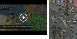 World Conqueror 3 Android Mobile App