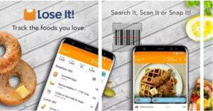 Lose it Android App