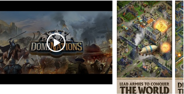 DomiNations Android App