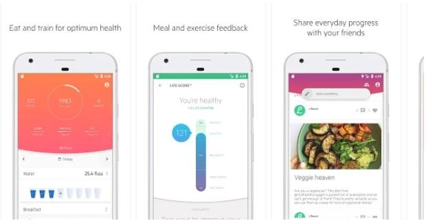Download Android Lifesum App