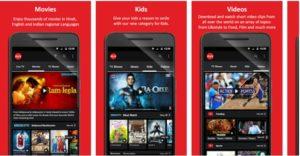 Vodafone Play Live TV