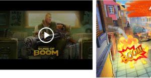 Guns of Boom-Online Shooter App