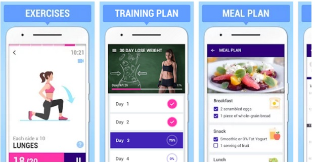 Lose Weight in 30 Days App
