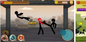 Stickman Fight