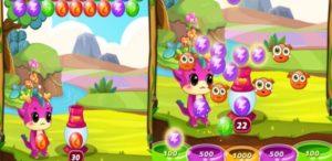 Legend Bubbles App