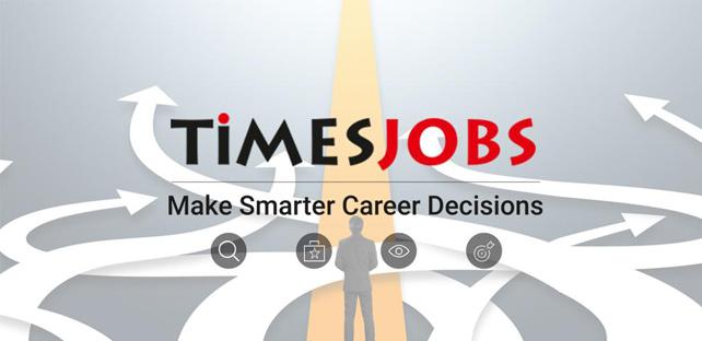 TimesJobs App