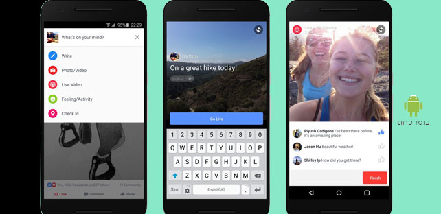 live phone app
