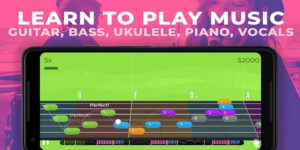 Yousician - Learn Guitar, Piano, Bass & Ukulele