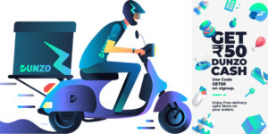 Dunzo - Delivery App