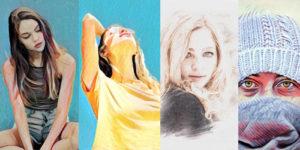 Pencil Sketch Camera & Cartoon Art Photo Editor