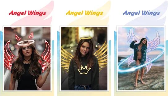 Angel Photo Editor