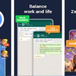 2Space, 2 accounts for 2 WhatsApp, app clone